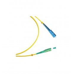 Оптични пач корди SC/APC - SC/UPC сингъл мод, симплекс и дуплекс, различни дължини