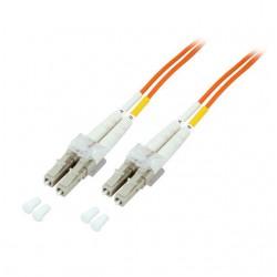 Оптична пач корда LC/UPC-LC/UPC Мулти мод 62.5/125 различни дължини