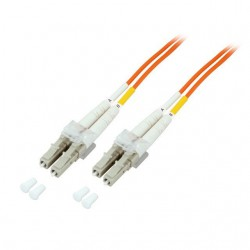 LC/UPC-LC/UPC Patch cable Multi mode 62.5/125 different lengths