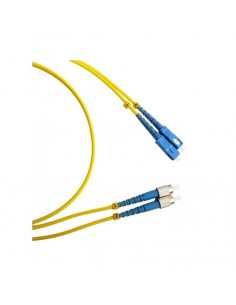 Fiber optic patch cords FC/UPC - SC/UPC single mode duplex