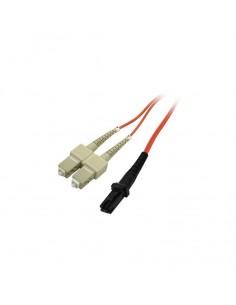 SC/UPC-MTRJ/UPC Patch cable Multi mode 50/125, duplex, different lengths
