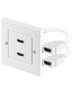 HDMI розетка за монтаж на стена