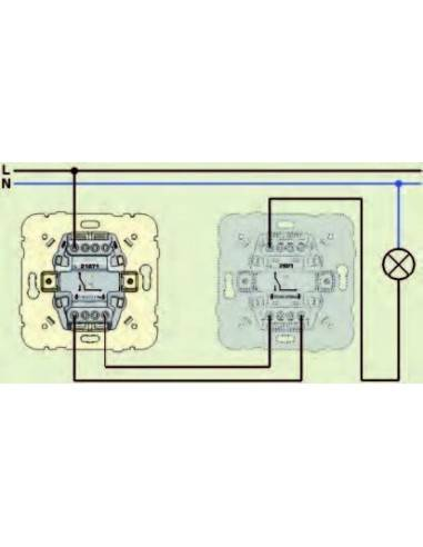 Two-way Electrical Switch