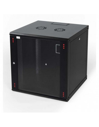 Wall network cabinet, 450 mm depth,...