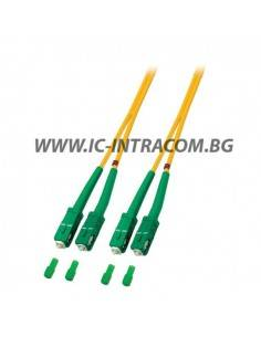 Fiber optic patch cords...