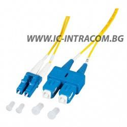 LC/UPC-SC/UPC Patch cable...