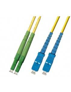 LC/APC-SC/UPC Simplex Patch cable 9/125 duplex