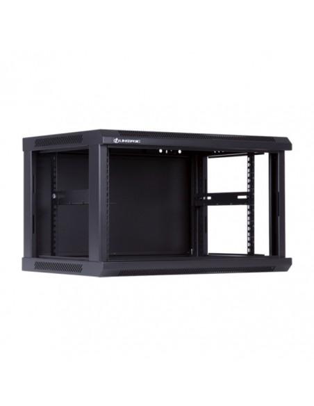 Стенен комуникационен шкаф 450 мм дълбочина, от 6 до 22U Linkbasic - 5