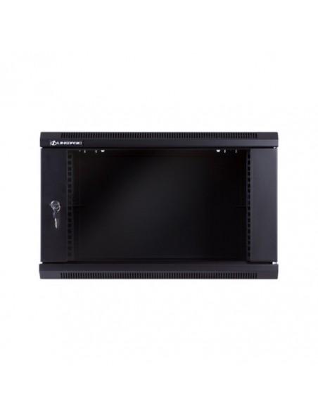 Стенен комуникационен шкаф 450 мм дълбочина, от 6 до 22U Linkbasic - 6