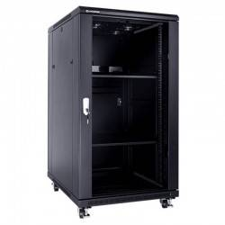 Network rack cabinet...