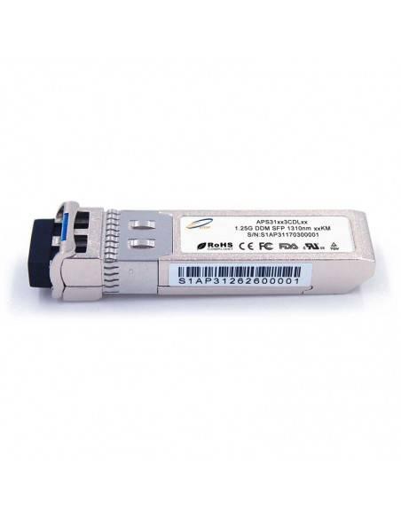 SFP module 1.25 G dual fibers single mode, 20 km Atop technology - Китай - 2