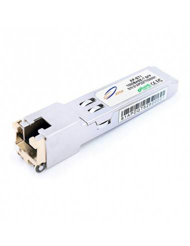 Медно гигабитово SFP 1000 MB/s, 0.1 (UTP-5) km, Atop technology - Китай - 1