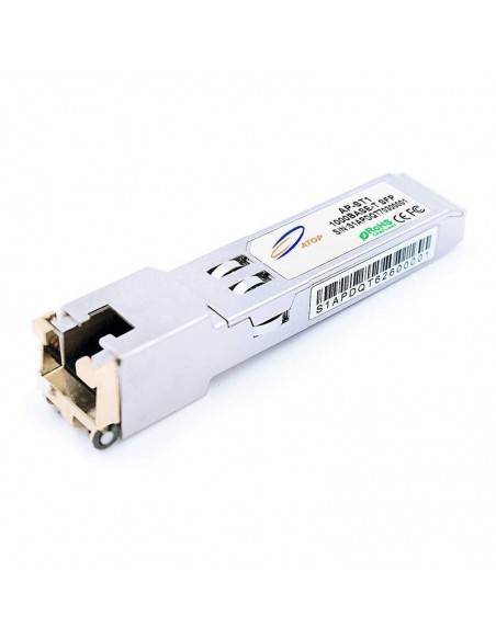 SFP 1000 MB/s, 0.1 (UTP-5) km, Atop Atop technology - Китай - 1