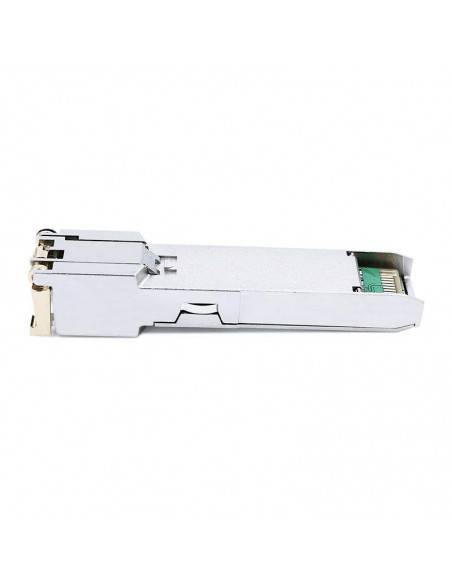 Медно SFP 10/100/1000 MB/s, 0.1 (UTP-5) km RJ45 Atop technology - Китай - 3