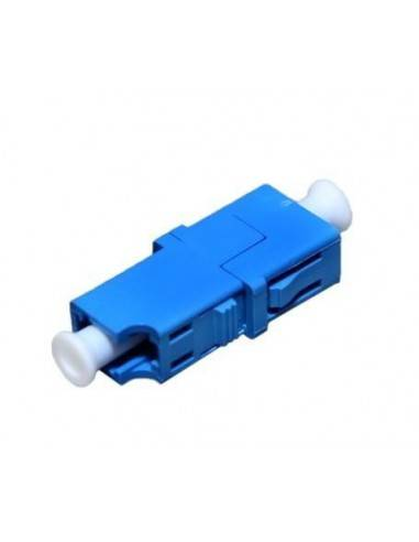 LC/UPC fiber optic adapter simplex singleMode - blue FibreFab - Англия - 1