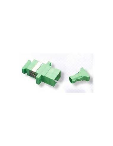 Оптичен адаптер SC/APC - симплекс  9/125 Сингъл мод, Optronics FibreFab - Англия - 1