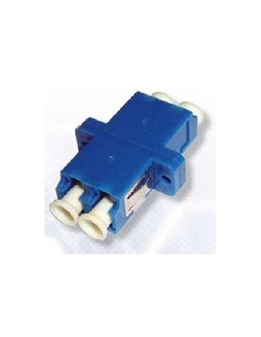 LC  оптичен адаптер, дуплекс сингъл мод - Blue, Optronics Atop technology - Китай - 1