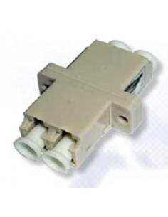 LC fiber optic adapter...