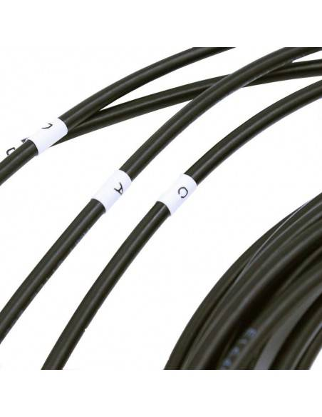 QSFP+ to 4 x SFP+ copper hybrid spitter cable, upto 5 meters Atop technology - Китай - 7