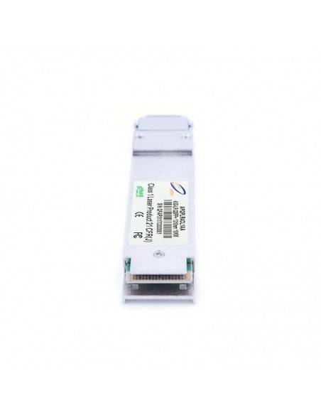 QSFP+ 40 Гигабита сингъл мод, 10 км, 1270-1330 nm, LC Atop technology - Китай - 5