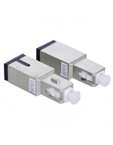 Fiber optic attenuator SC female - male