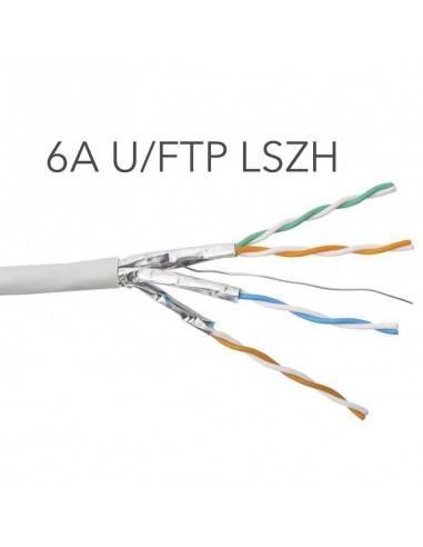 Cable U/FTP cat. 6a Cu, LSZH, drum 500