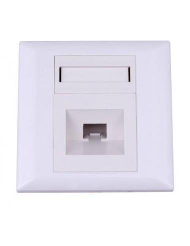 Оптична розетка за 1 х SC симплексен адаптер MegaF - 1