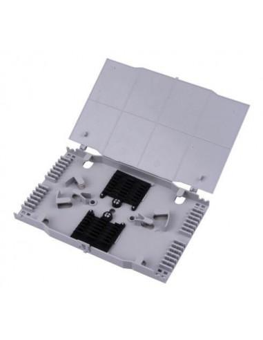 Сплайс касета за 12 оптични влакна, 157х105х8 mm MegaF - 1