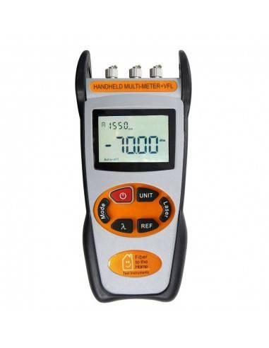 Power Meter+Light Source+VFL (-50~+26dB, 1310-1550 nm, 1MW)  - 1