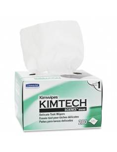 Kimwipes for cleaning optical fibers  - 1