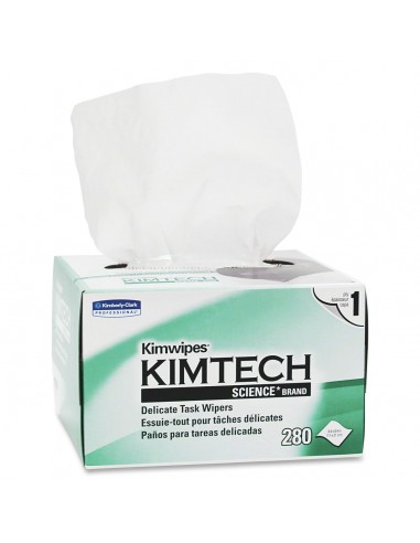 Kimwipes for cleaning optical fibers  - 1