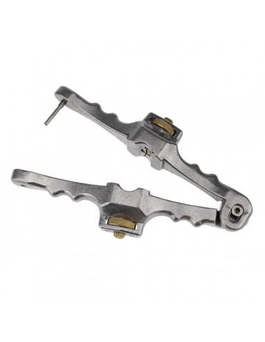 Fiber Optic Tool SI-01 Cable Longitudinal Sheath Stripper 10~25mm Mid Span Stripping Tool  - 1