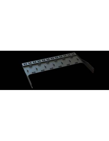 2U rear cable management accessory for use with the FirstLight™ Ultra High Density 12 Module chassis FibreFab - Англия - 1