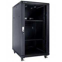 мрежови шкаф за малък офис, видеонабюдение, сървър